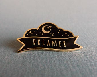 Dreamer Enamel Pin
