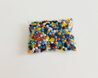 15g 2mm 1000pcs creations jewelry seed beads