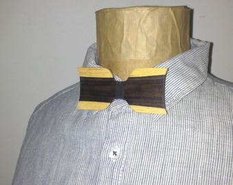 Bow tie in Mozambique EBONY wood