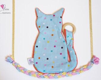 M designs baby teething toy