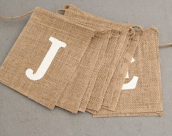 Wedding Photo Vintage Banner  Married Rustic Garland Party wedding Decoration