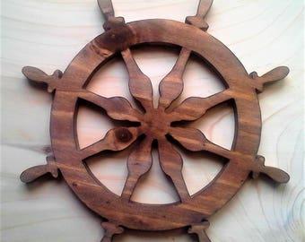 Bar boat wood trivet