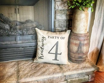 Custom Party of Pillow