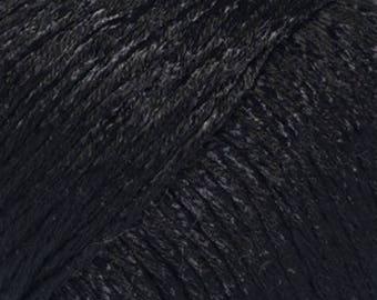 Cotton viscose DROPS, 15 black