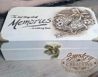 small memory box