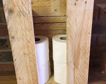large toilet roll holder