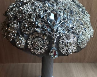 Forever Brooch Bouquet