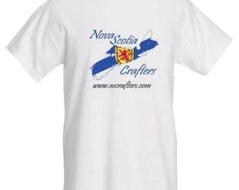 Nova Scotia Crafters T-shirt
