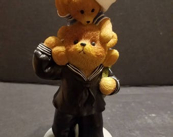"""Teddies In The Navy """"Head And Shoulders Above The Rest"""""""
