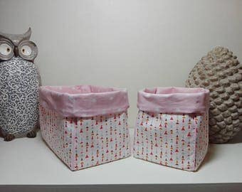 Goodies/nursery storage baskets