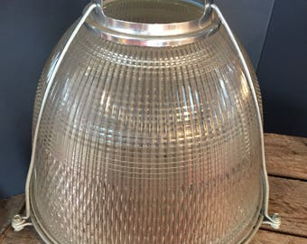 Industrial Holophane Light shades