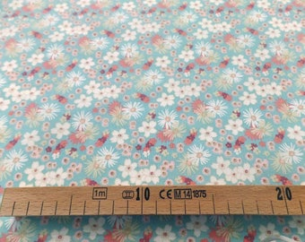 Cotton liberty style fabric