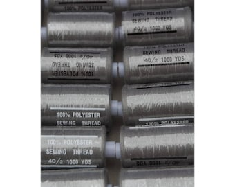 thread polyester 1000 yards 326/180000