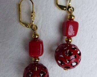"""""""Asia 2"""" earrings"""