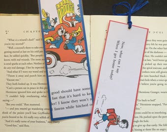 And to Think That I Saw It On Mulberry Street by Dr. Seuss Bookmark