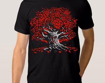 Game of Thrones Tree Art T-shirt, Men's Women's All Sizes