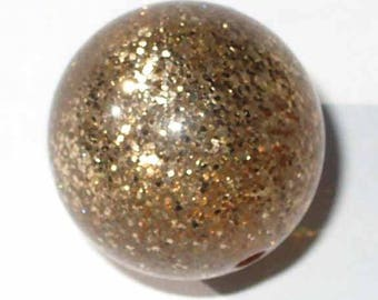 5 Pearl polaris paipolas gold glitter 5 pearls 10mm