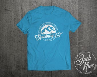Super Troopers (Inspired) - Spurbury Vermont T-Shirt