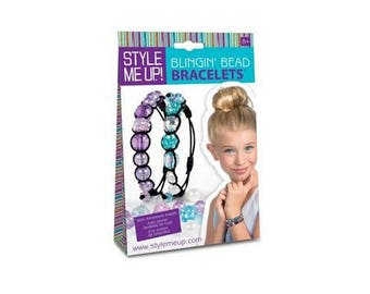 Mini kit créatif Bracelets shamballa