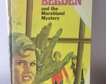Vintage Trixie Belden and the Marshland Mystery by Kathryn Kenny