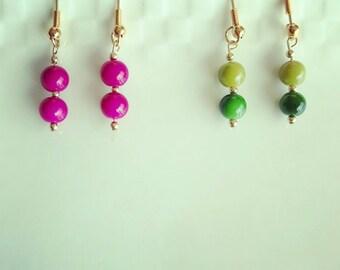 Indian Drop Earrings