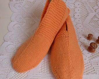 Night slippers Miss Martine the Tangerine