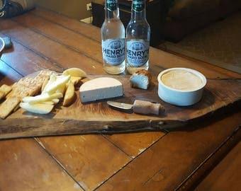 Rustic Affair Cheese cutting board