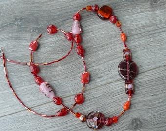 April challenge Empress necklace jewelry