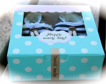 GIFT FOR BABY SHOES / BOOTS LILLY BREAKAGE NOISETT'