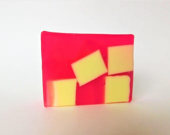 Run Berry, Run Handmade Bar Soap