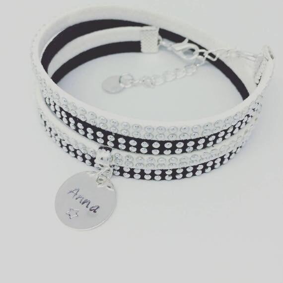 Spark by Palilo Jewelry Personalized Bracelet