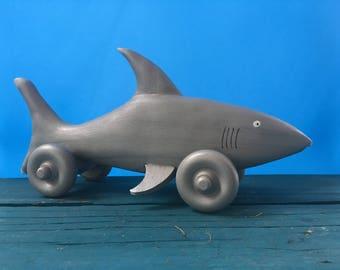 White-Tipped Shark