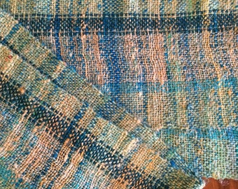 Recycled Sari Silk Scarf