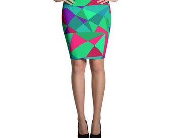 Saze Pencil Skirt