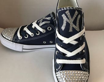 New York Yankees Bling Tennis shoes