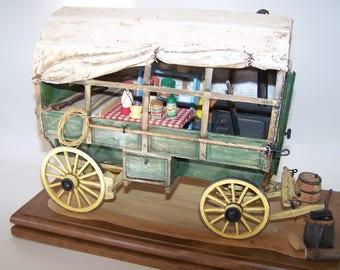 Sheppherders wagon Farm Farmhouse cowboy decor Western Life