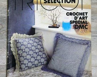 Selection 3 knitting magazine - Crochet special DMC Art