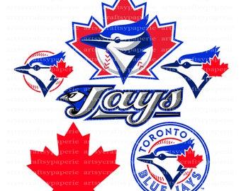 INSTANT DOWNLOAD -  Toronto Blue Jays Logo, Toronto Blue Jays SVG, Blue Jays svg logo, toronto blue jays png, toronto blue jays logo png