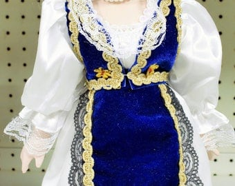 The Girl's Doll