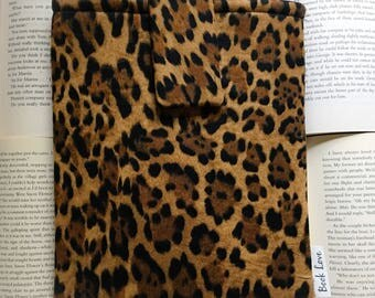 Leopard Book Love Sleeve