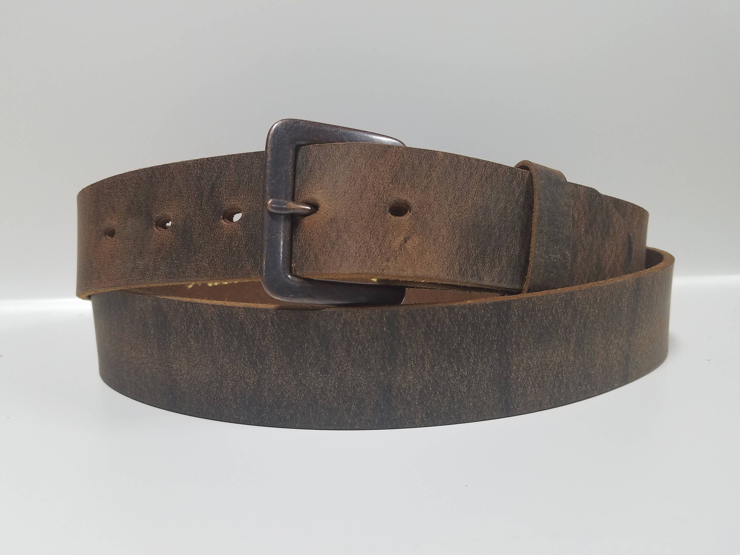 mens dress work casual vintage belt 1222