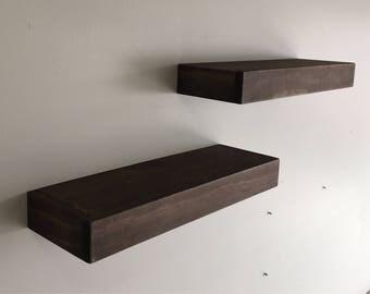 Floating Shelves {Set of Two}