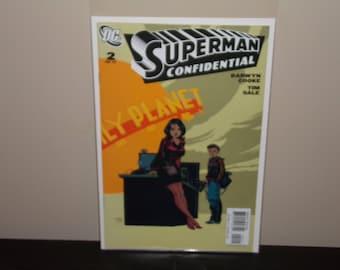 Superman Confidential  #2   DC Comics
