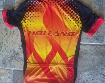 Holland Cycling Jersey