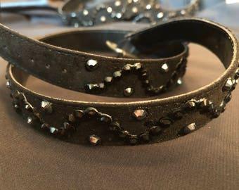 """Embellished boot """"bracelet"""""""