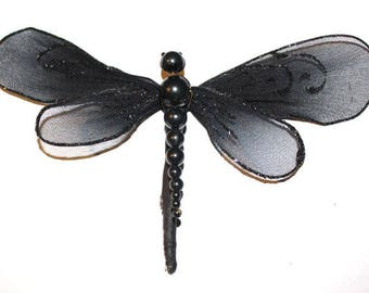1 Dragonfly handmade sewing 3D