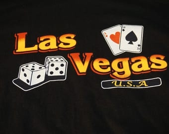 Las Vegas Graphic Tee