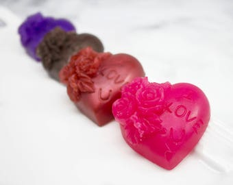 Womans gift set - Valentines day gifts - Gift for her - Gift for bride - Gift for girlfriend - Gift for wife - Love spell soap