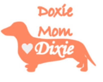 Doxie Mom