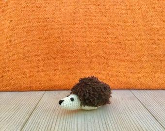Crochet Animal, Hedgehog